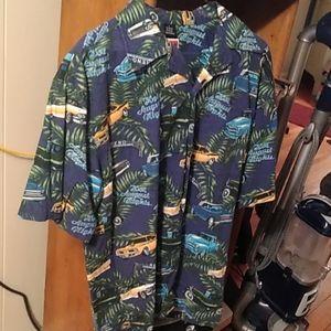 COOL Hawaiian shirt